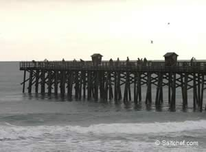flagler beach fishing pier