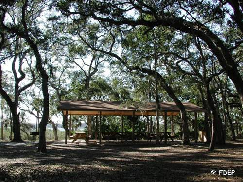 seafood picnics at washington oaks state park