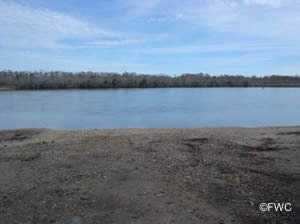 abercrombie boat ramp on the apalachicola river offers easy bay access