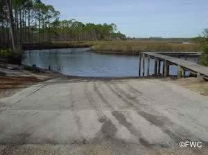 cash creek boat ramp franklin county eastpoint florida 32328