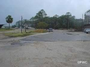 timber island boat launching ramp carrabelle florida