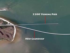 fishing pier easpoint florida