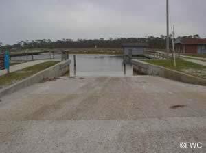 st joseph peninsula state park boat ramp bay county florida