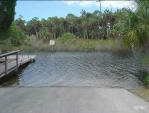 jenkins creek boat launching ramp