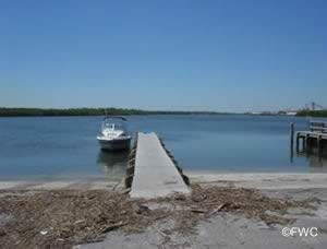 williams park boat ramp