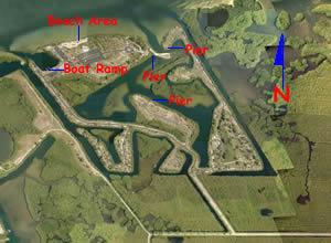 aerial e g simmons park