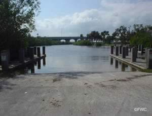 macwilliams saltwater boat ramp vero beach florida
