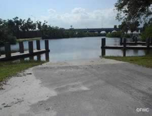 vero beach florida boat ramp