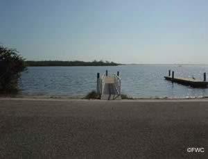 sebastian inlet state park saltwater boat ramp