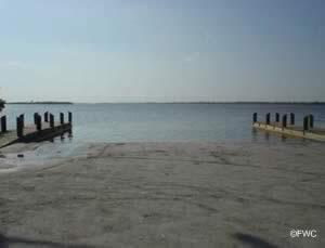 wabasso causeway park saltwater boat ramp