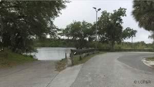 alva boat ramp