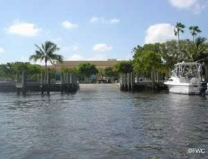 Fort Myers centennial boat ramp