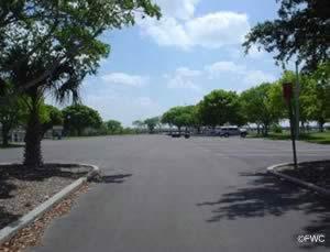 parking at horton park ramp lee county florida