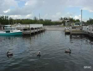 Pineland saltwater boat ramp lee county florida