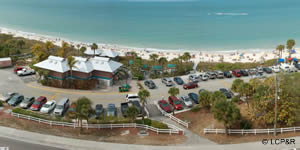 aerial bonita beach lee county florida