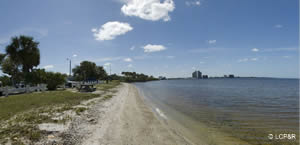 shoreline fishing park north fort myers