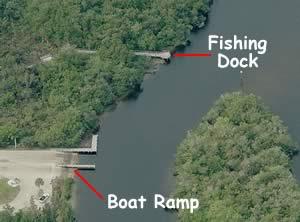 imperial river fishing dock bonita springs fl