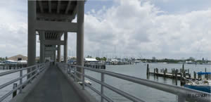matanzas bridge fishing pier florida