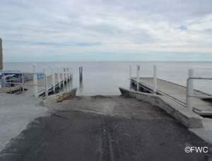 cedar key outside basin boat launching ramp 32625