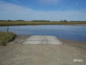 vassey creek allen park road saltwater ramp