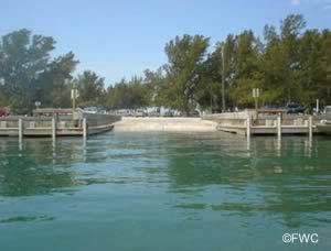 coquina south boat ramp bradenton beach fl