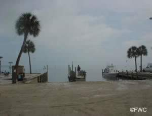 kingfish boat ramp in holmes beach fl manatee county
