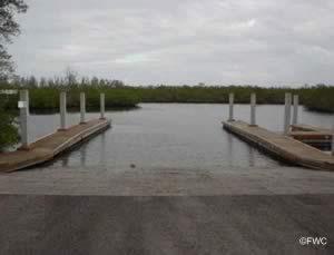 Jimmy Graham Park Boat Ramp