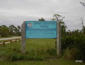 Martin County Jimmy Graham park sign