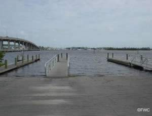 palm city florida saltwater boat ramp