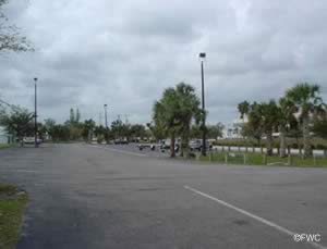 boat trailer parking at leighton park palm city fl