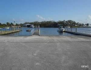 sandsprit park and boat ramp in stuart florida