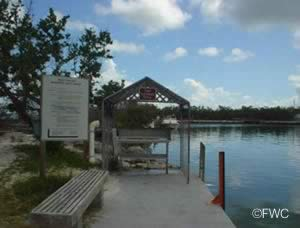 fish cleaning station bahia honda