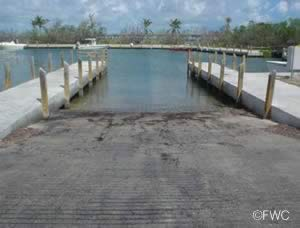 boat ramp lower keys