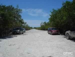 parking a koehns avenue ramp