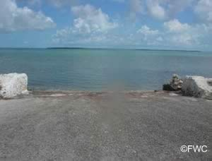 spanish harbor ramp in the florida keys