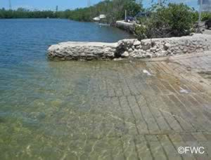 boat launch on stock island florida