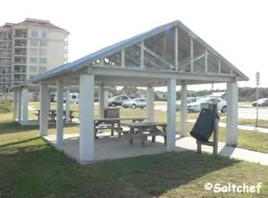 pavilions at peters point park