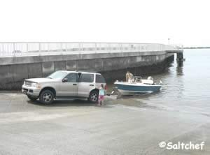 north end dee dee bartels boat launch