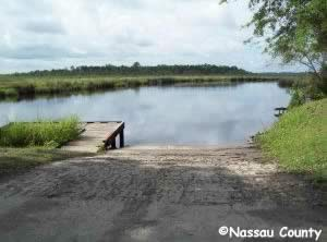 edwards boat ramp yulee florida