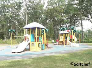 playground at goffinsville park yulee florida