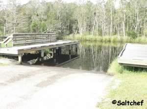 melton nelson boat ramp yulee florida 32097