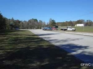 melton nelson saltwater boat launching ramp parking yulee florida