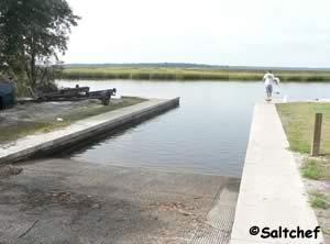 wilson neck boat ramp yulee florida nassau county