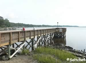 the pier at goffinsville