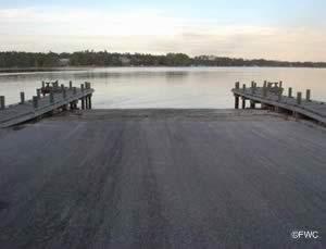 boat ramp near choctaw beach okaloosa county florida