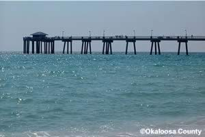 fishing pier okaloosa