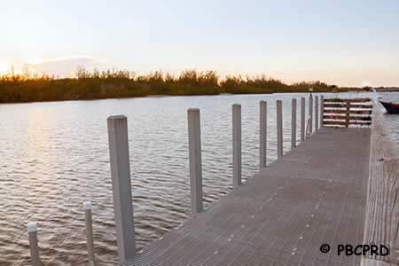 burt reynolds park dock