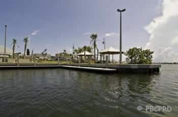 floating dock at jim barry boat ramp