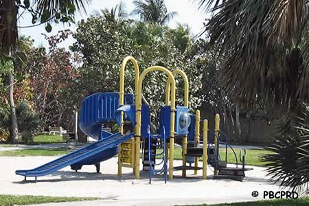 kids playground at ocean reef park