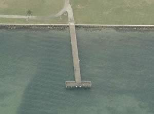 currie park fishing pier